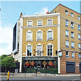 TQ3279 : The Ship, Borough Road, SE1 by Robin Webster