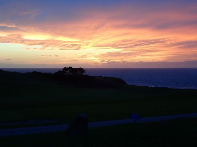 Sunset, Morfa Nefyn