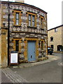 SP1925 : Polychrome building, Sheep Street, Stow-on-the-Wold by Jaggery
