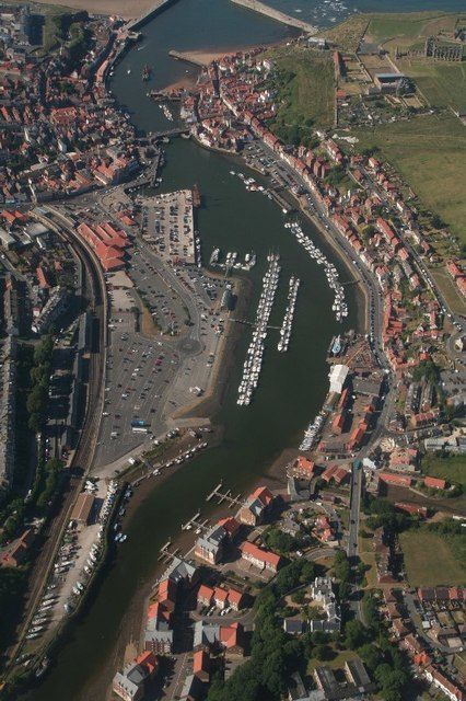 Whitby: aerial 2018 (3)