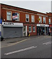 ST3261 : Former Allsorts shop, Locking Road, Weston-super-Mare by Jaggery