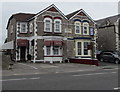 ST3261 : Holly Lodge, 54 Locking Road, Weston-super-Mare by Jaggery