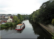 NZ2742 : The River Wear, Durham by pam fray