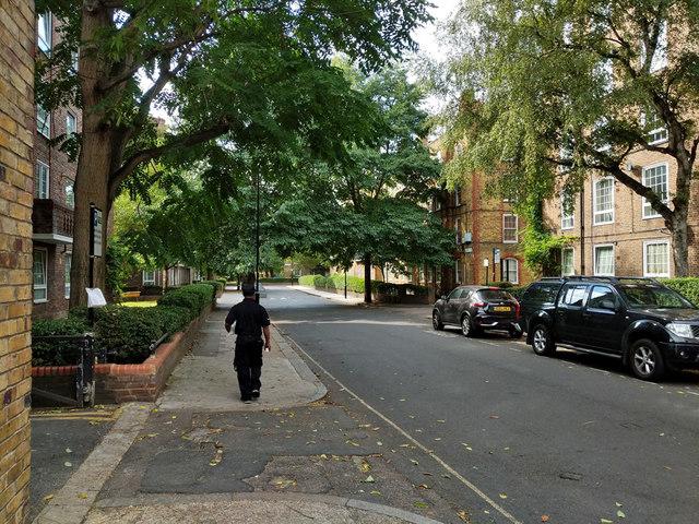 Staple Street, SE1
