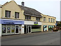 SO8005 : Vacant shop to let in High Street Stonehouse by Jaggery