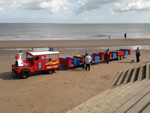 Mablethorpe: the Sand Train