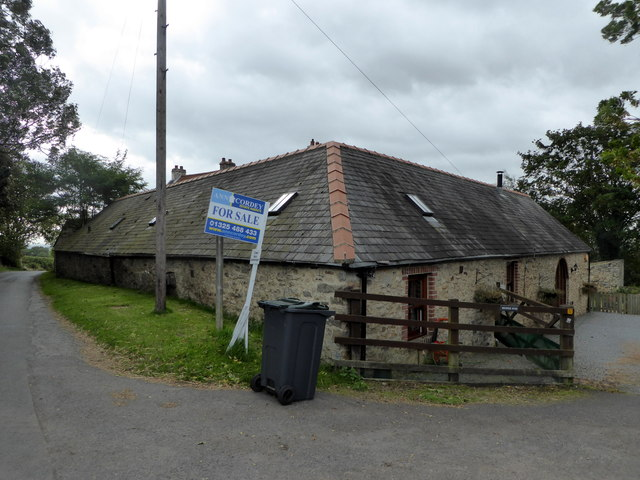 Converted barn for sale, Highside Road
