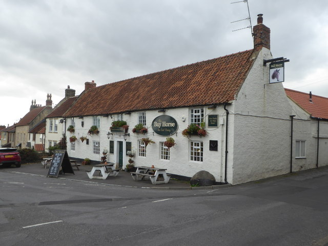 The Bay Horse Inn, Heighington