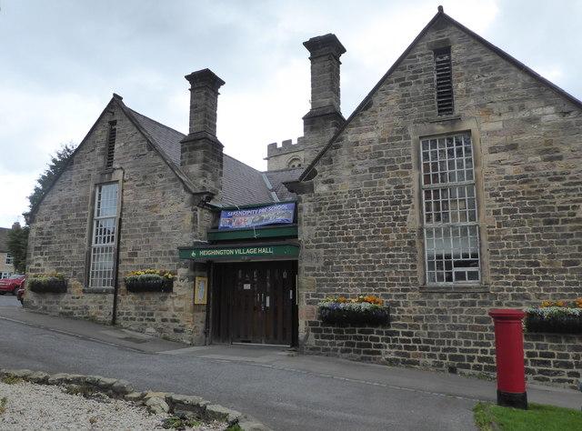 Heighington Village Hall