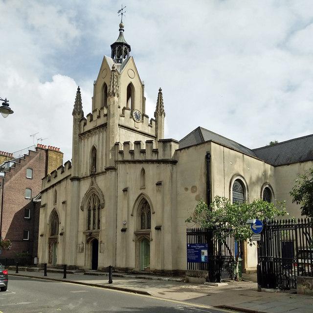 Church of St. Mary Magdalen, Bermondsey