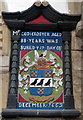 NZ2422 : Memorial in the church of St. Michael, Heighington by pam fray