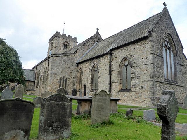 St. Michael's church, Heighington