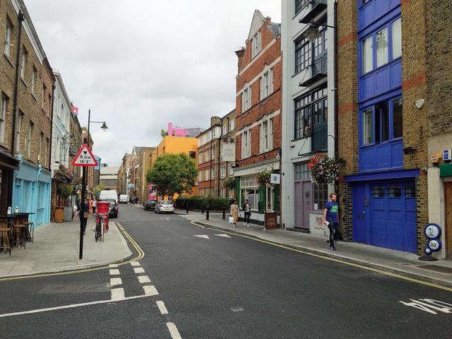 Bermondsey Street, SE1