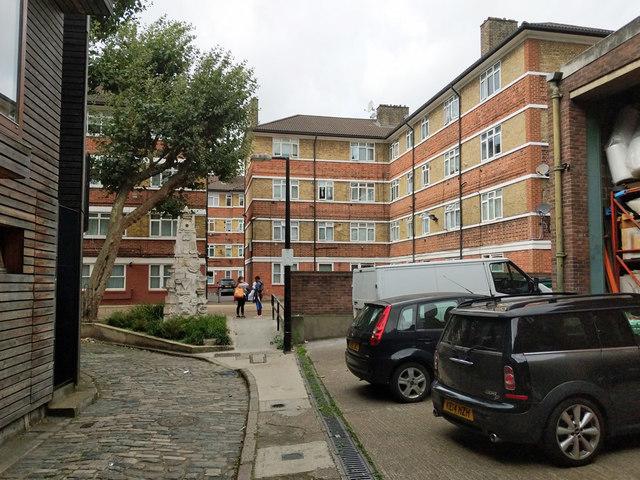 Tyers Estate, Bermondsey
