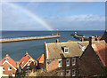 NZ9011 : Rooftops, Whitby : Week 38