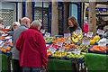 NY9364 : Hexham market - September 2018 : Week 39