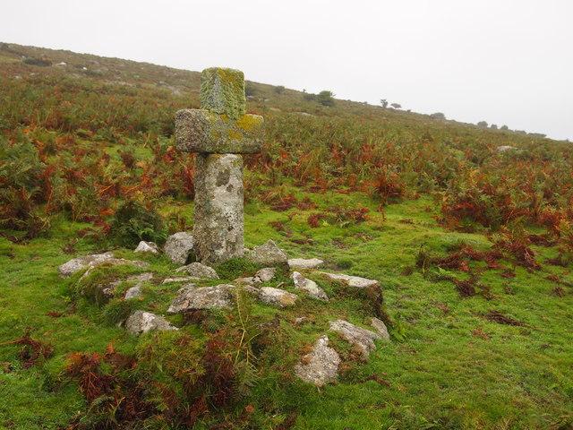 Stone Cross, Ridge