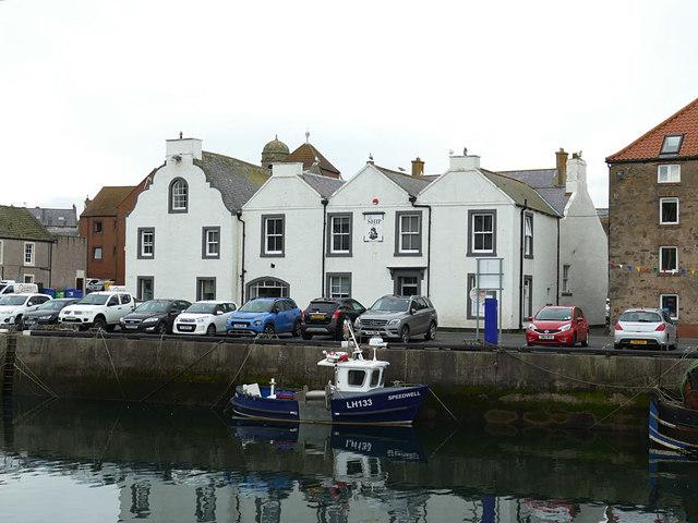 The Ship hotel, Eyemouth