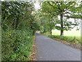 TQ6631 : Path around Bewl Water by Marathon