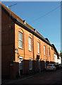 SU7451 : Former warehouse and brewery, Odiham by Derek Harper