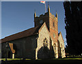 SU7450 : Church of All Saints, Odiham by Derek Harper