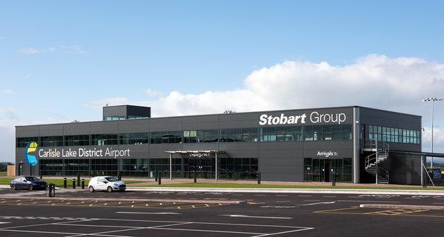 Carlisle Lake District Airport - September 2018
