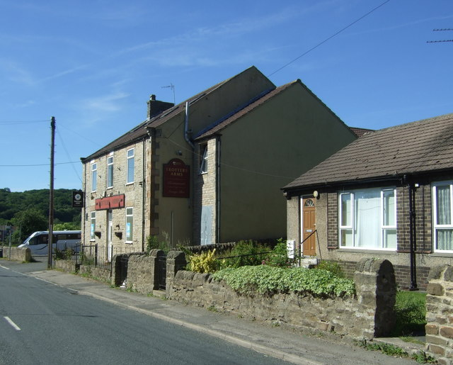 The Trotters Arms, Ramshaw
