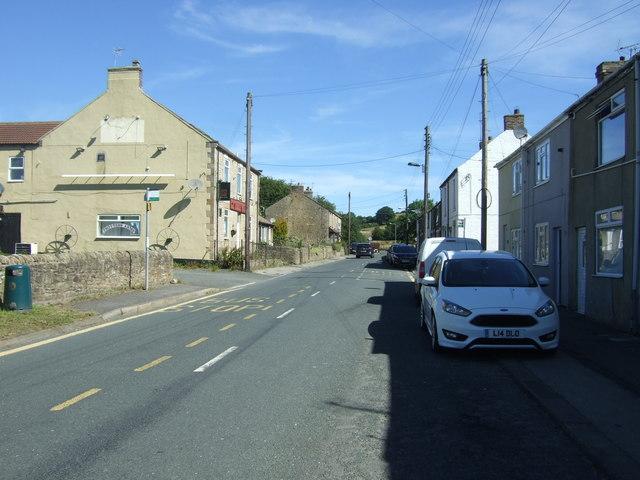 Gordon Lane, Ramshaw