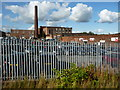 SD8110 : The former Beech or Wood Street Mill, Pimhole, Bury by Christine Johnstone