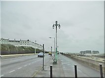 TQ3303 : Kemp Town, lamp post by Mike Faherty