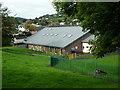 SO2872 : Knighton Community Centre by Fabian Musto