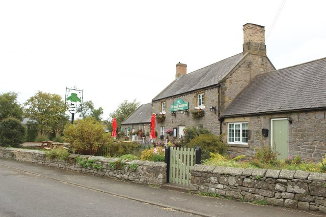 The Horseshoes Inn, Rennington