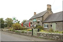 NU2118 : The Horseshoes Inn, Rennington by Graham Robson