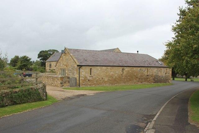 Farm buildings conversions, Rennington