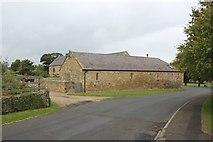 NU2118 : Farm buildings conversions, Rennington by Graham Robson