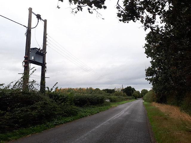 Sand Barn Lane