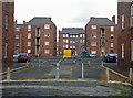 SD1968 : Egerton Court - Barrow-in-Furness by Chris Allen