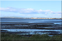 NS3119 : Shore at Longhill Point by Billy McCrorie