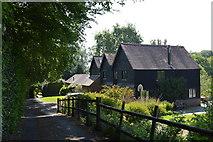 TQ6242 : Pembury Hall Farm by N Chadwick