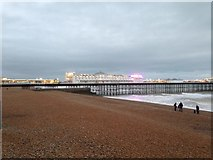 TQ3103 : Brighton Palace Pier by Jay Haywood