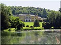 SU8294 : West Wycombe House by Steve Daniels
