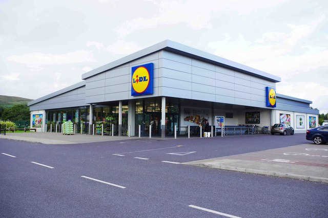 Lidl, Railway Road, Kenmare, Co. Kerry