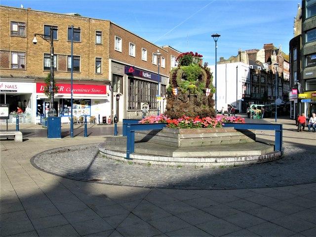 Floral Crown, Market Square, Dover