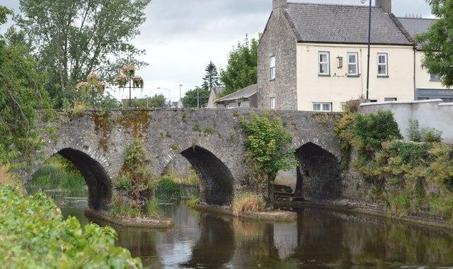 Ireland's Oldest Bridge