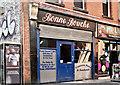 """J3374 : Former """"Bonne Bouche"""", Belfast (September 2018) by Albert Bridge"""