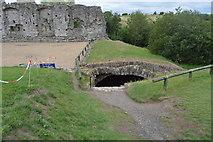 N8056 : Underground vault by N Chadwick