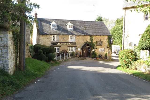 The Stratton Arms
