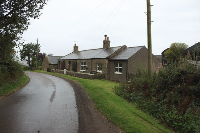 Cottages at Harlaw Hill