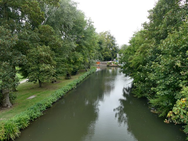 The River Wey Navigation
