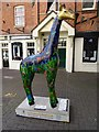 SO8455 : Worcester Stands Tall by Philip Halling